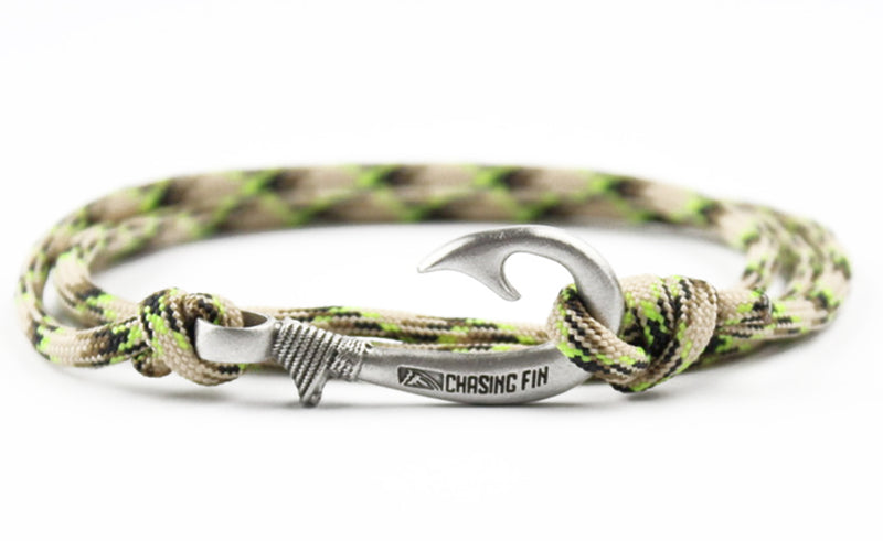 Swamp Snake Fish Hook Bracelet