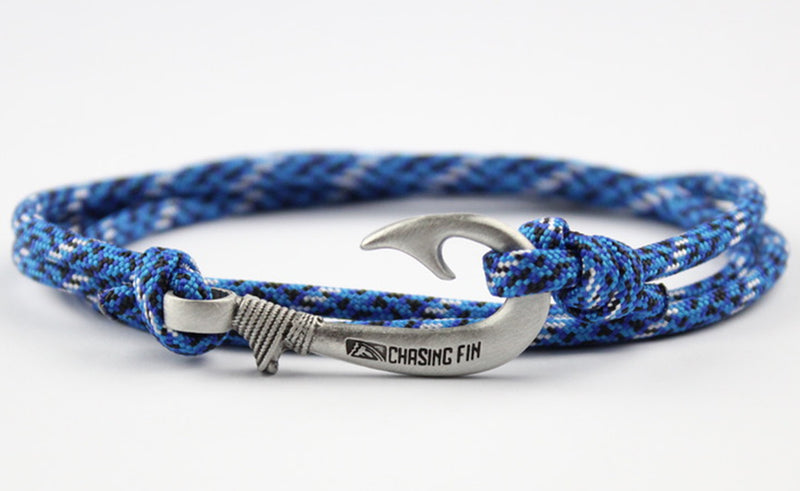 Tsunami Fish Hook Bracelet