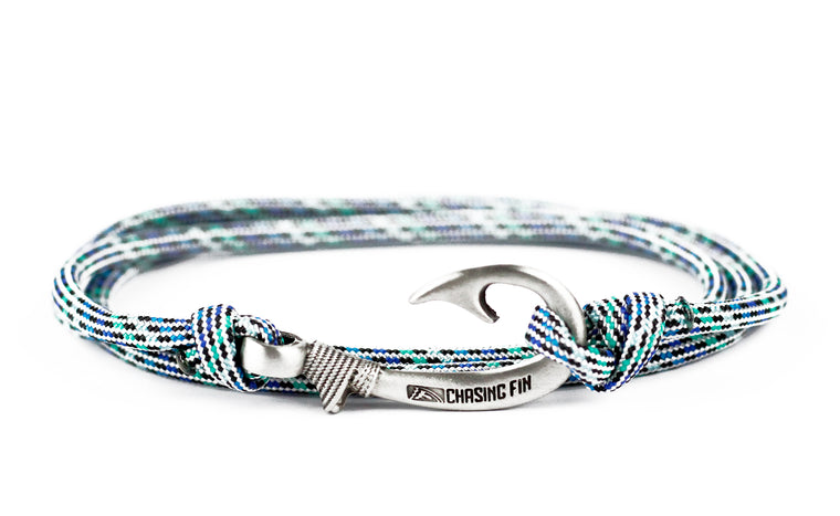 Typhoon Fish Hook Bracelet