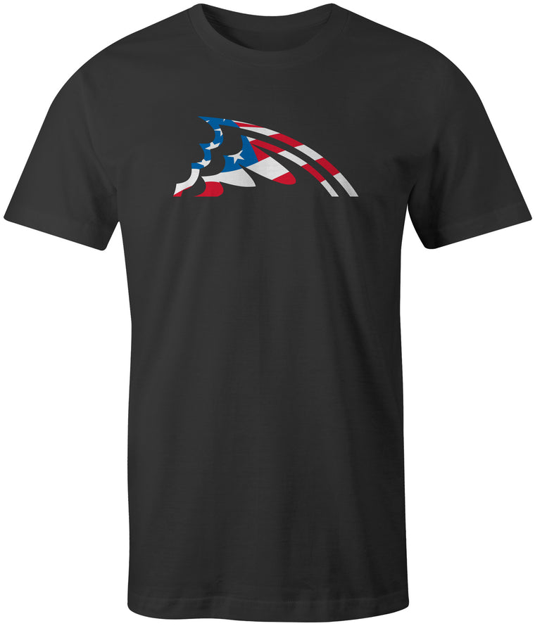 American Fin Iconic T-Shirt