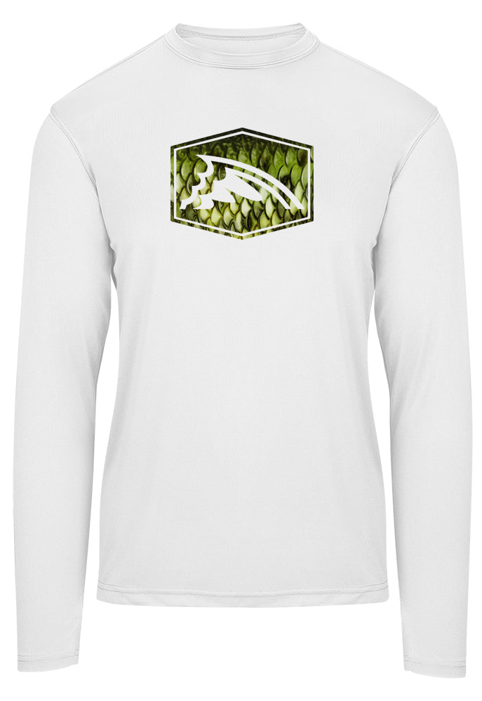 Bass Pattern Icon Performance Shirt