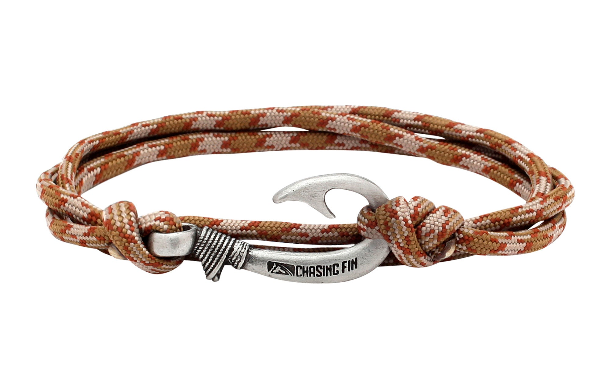 Copperhead Fish Hook Bracelet