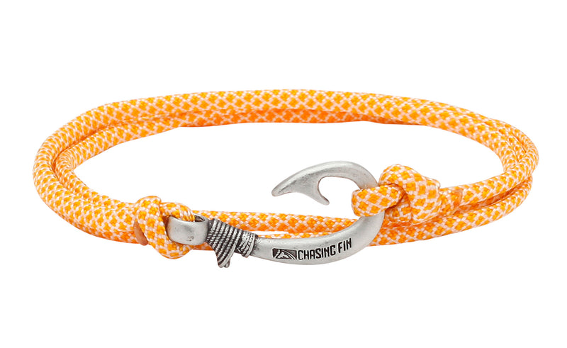 Honeycomb Fish Hook Bracelet