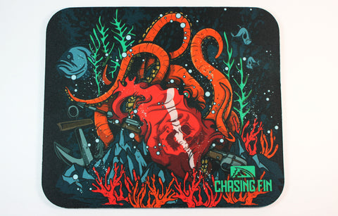 The Last Dive Mouse Pad