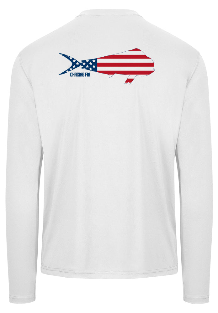 Patriotic Mahi Performance Shirt