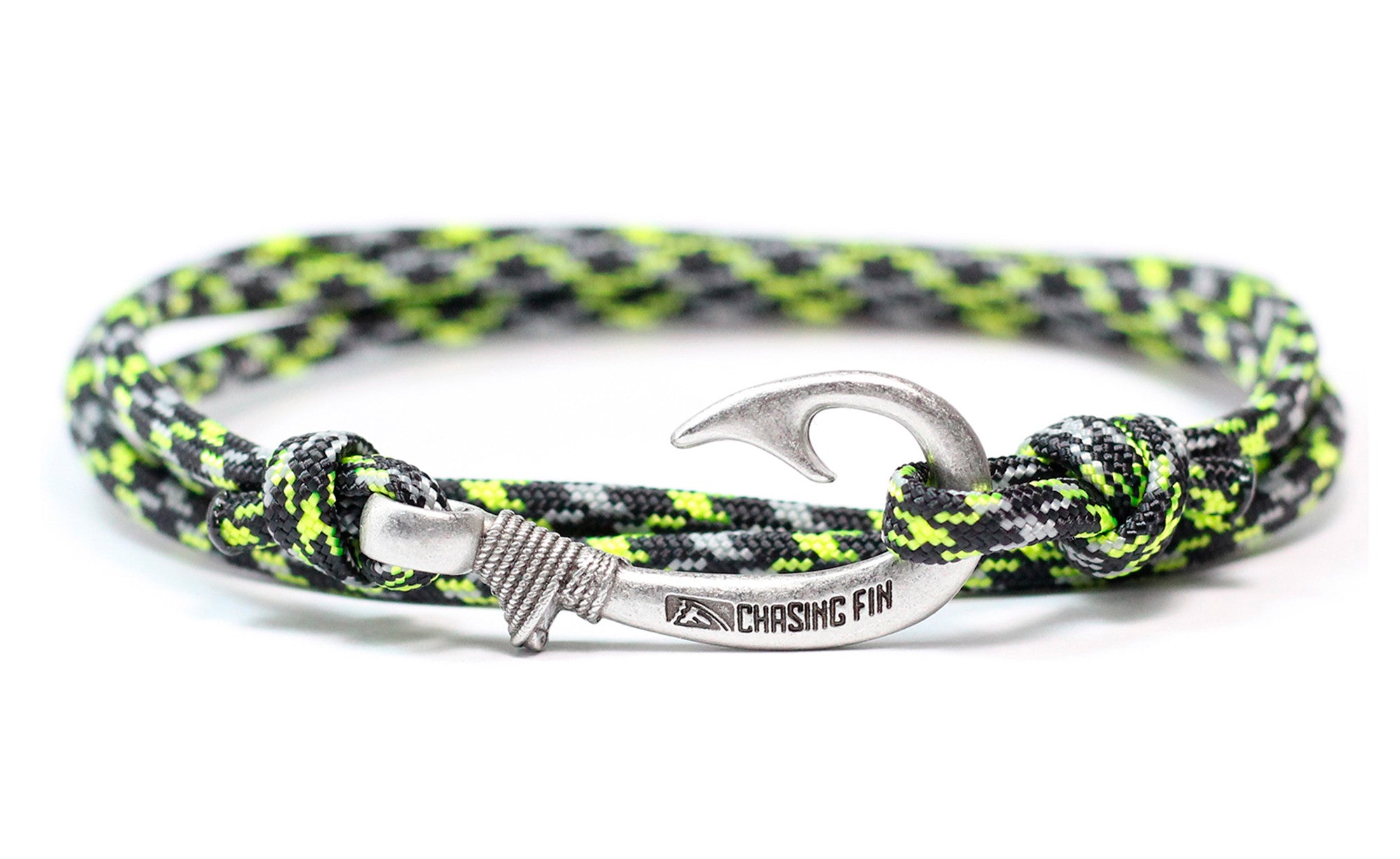 Ninja Warrior Fish Hook Bracelet
