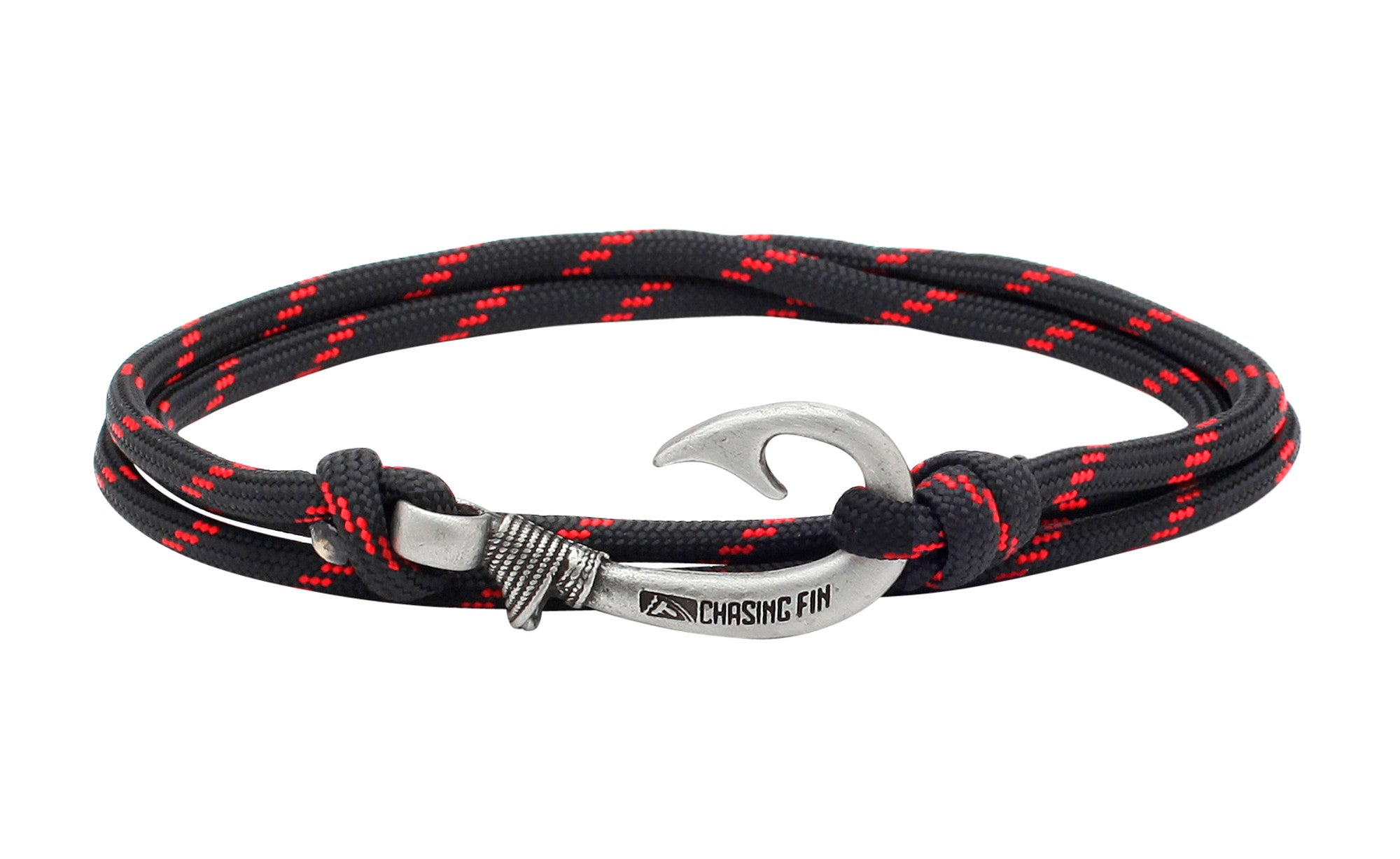 in wb wristband the line ring pack thin flex trl black red bracelet with meddle products firefighter