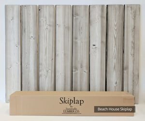 SkipLap Sanded Smooth