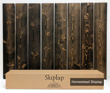 Load image into Gallery viewer, SkipLap Circle Sawn Finish