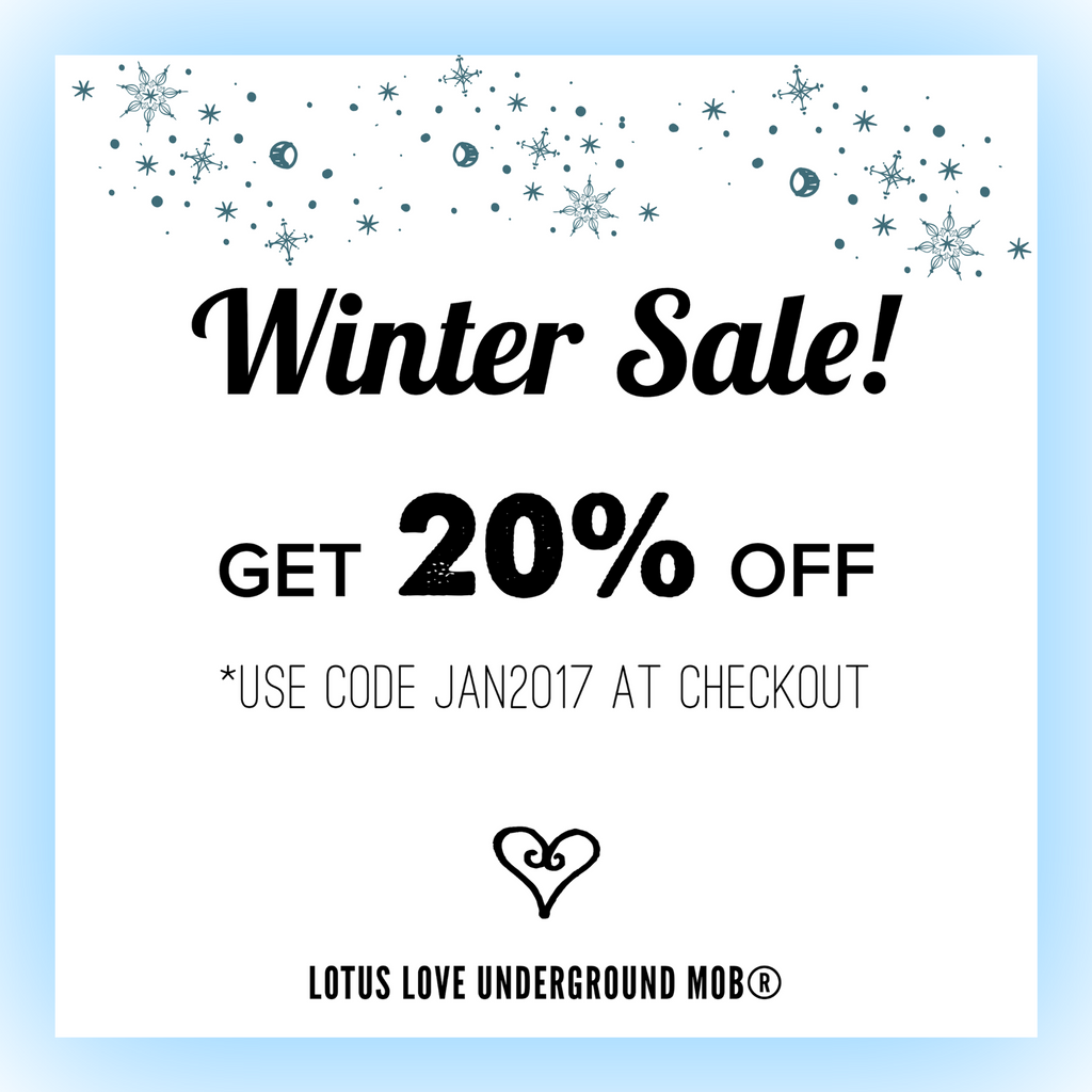 Get 20% Off In January!