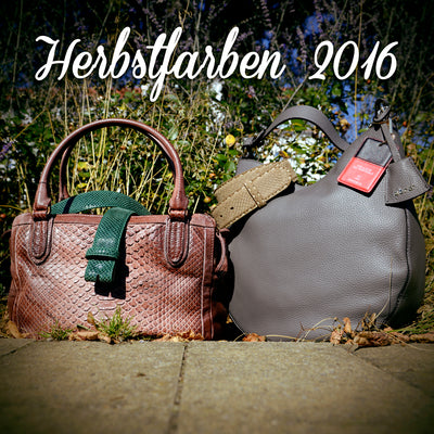 Herbstfarben 2016 – Riverside, Spicy Mustard & Co.
