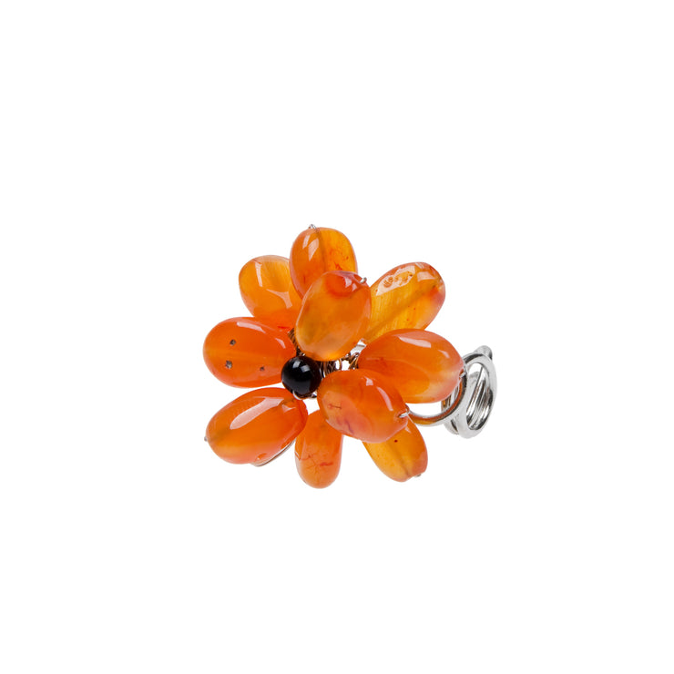 Nakamol Ring One Size in Orange