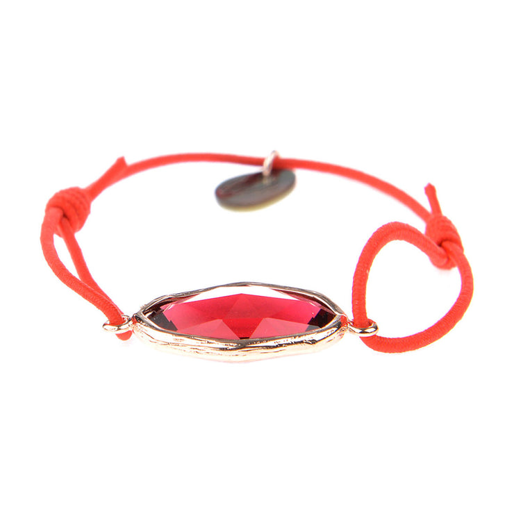 lua accessories Armband Liv in Rot 1