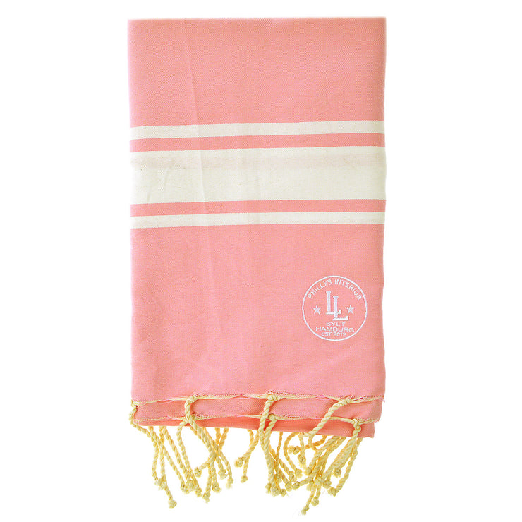 phillys Design Hammamtuch/Fouta in Rosa 4