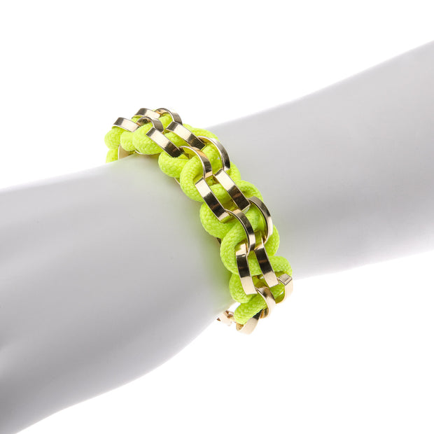 Namage Armband Neon in Gelb