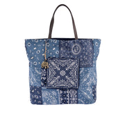 ANOKHI Shopper Shakur in Blau 1