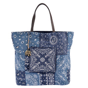 ANOKHI Shopper Shakur in Blau 3