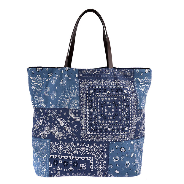 ANOKHI Shopper Shakur in Blau 7