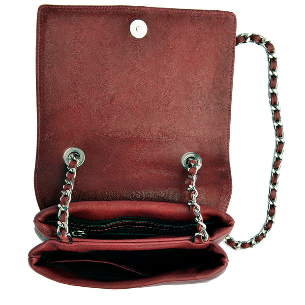 abro Tasche West in Rot 4