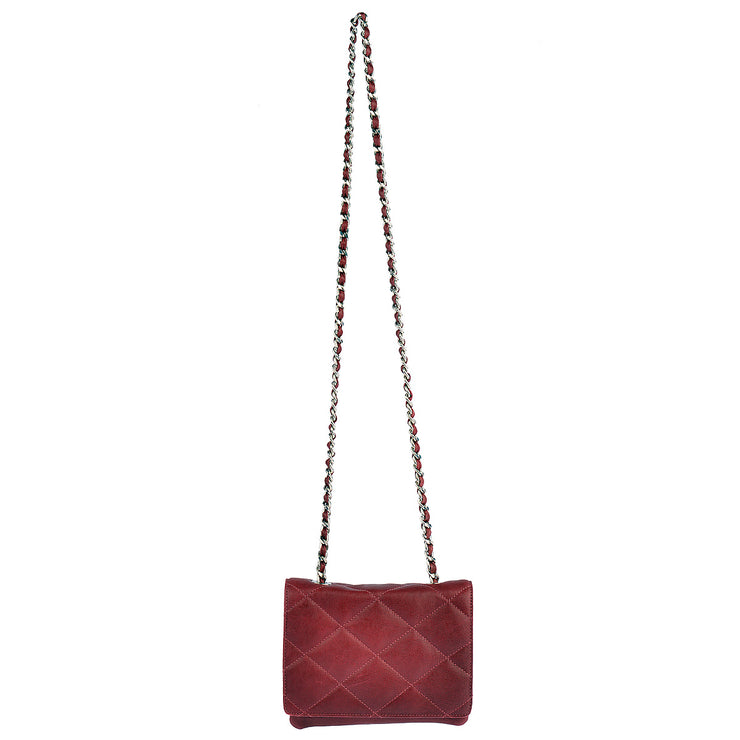 abro Tasche West in Rot 6
