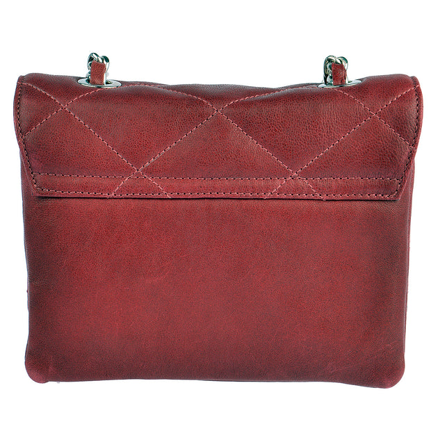 abro Tasche West in Rot 7