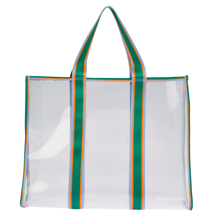 BeckSöndergaard Shopper Matria in Clear Green 3