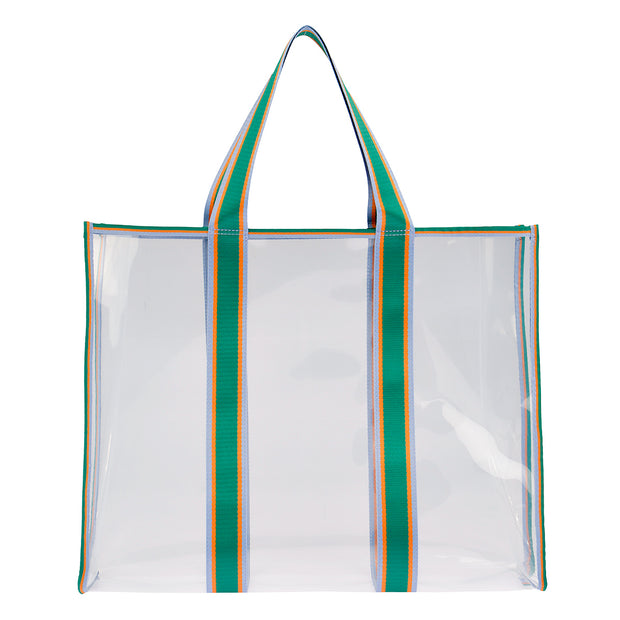 BeckSöndergaard Shopper Matria in Clear Green 6