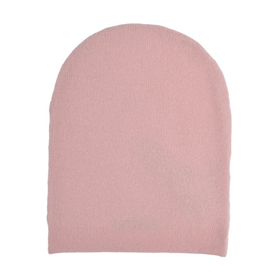 BLONDE No.8 Beanie in Rosa 1