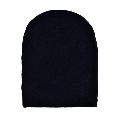 BLONDE No.8 Beanie in Dunkelblau 1