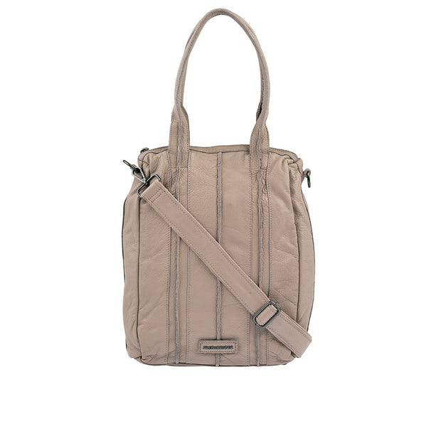 FREDsBRUDER Shopper Take Me Out in Taupe 1