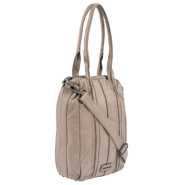FREDsBRUDER Shopper Take Me Out in Taupe 2