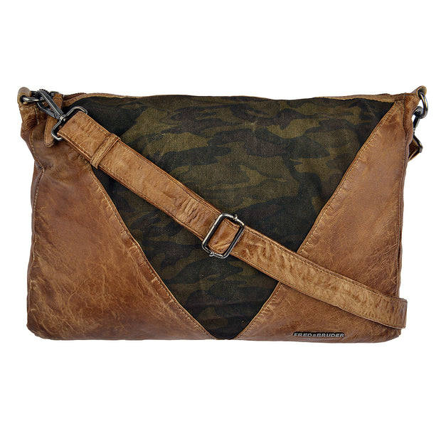 FREDsBRUDER Beuteltasche Arrow Casual in Braun 3
