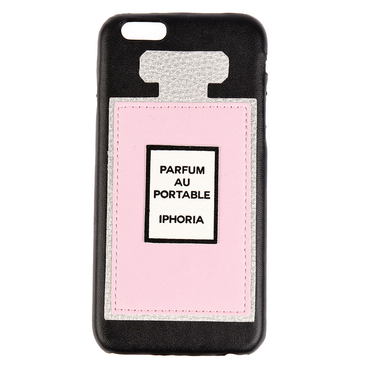 IPHORIA iPhone 6/6S Case Parfum Patch in Silber