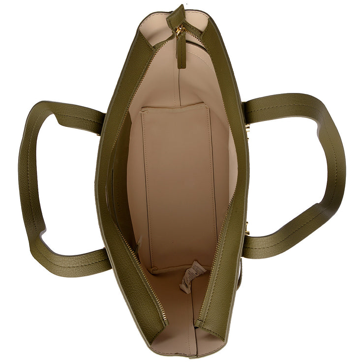 LIU JO Shopper Orizzontal in Khaki 4