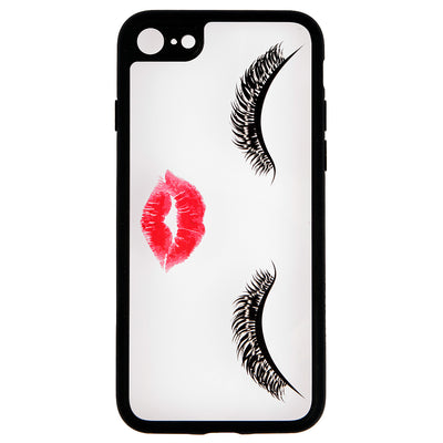 MRSTRAPS iPhone 7 Lashy Tashy Premium Case