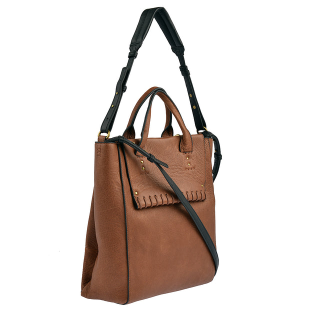 Marc O'Polo Shopper L in Braun