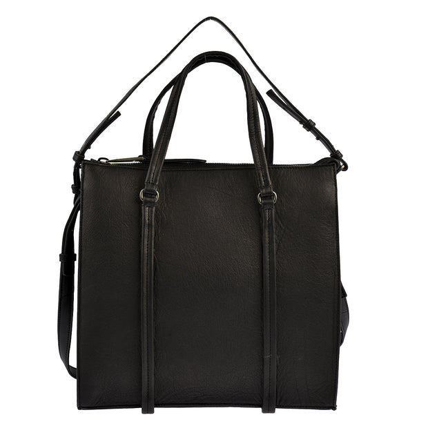 Marc O'Polo Shopper Luxury Suede in Schwarz 7