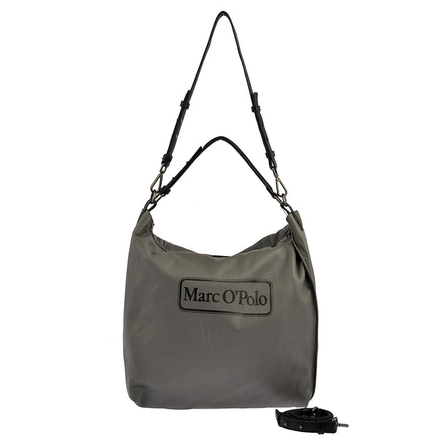 Marc O´Polo Beuteltasche Retro in Grau 7
