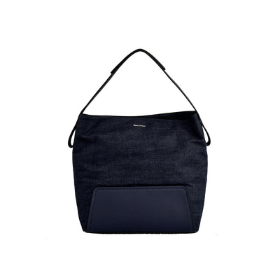 Marc O'Polo Beuteltasche Eightyseven in Blau