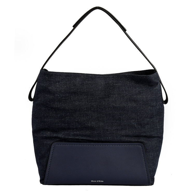 Marc O'Polo Beuteltasche Eightyseven in Blau 6