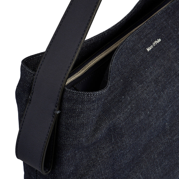 Marc O'Polo Beuteltasche Eightyseven in Blau 7