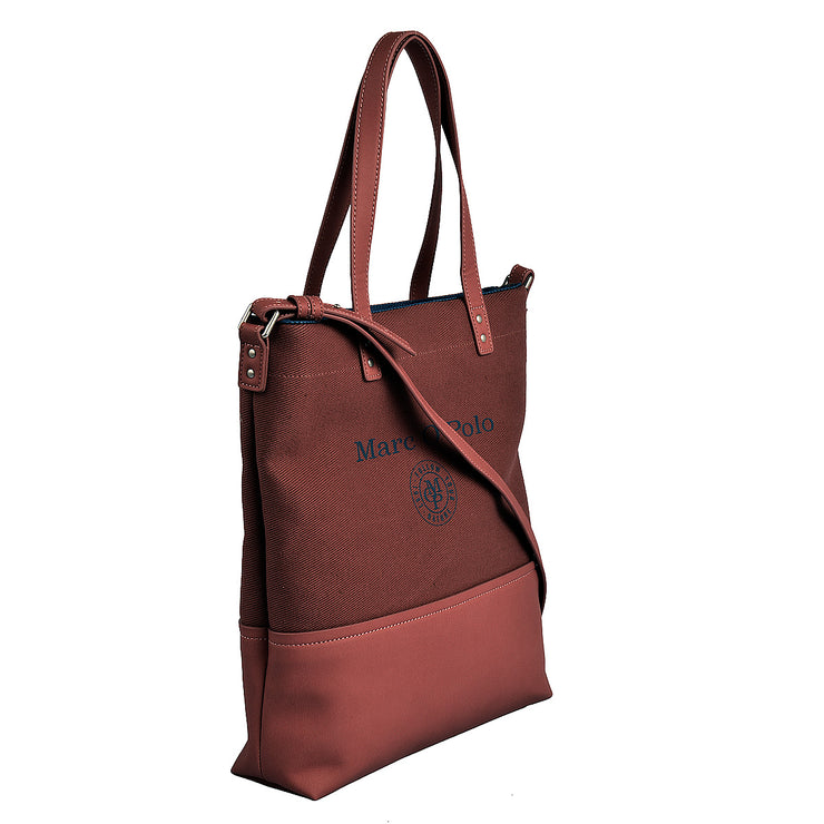 Marc O'Polo Shopper Ninetyeight in Dusty Pink 2