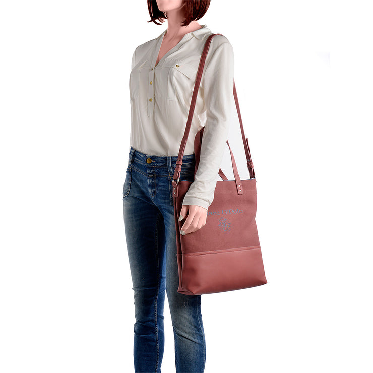 Marc O'Polo Shopper Ninetyeight in Dusty Pink 5