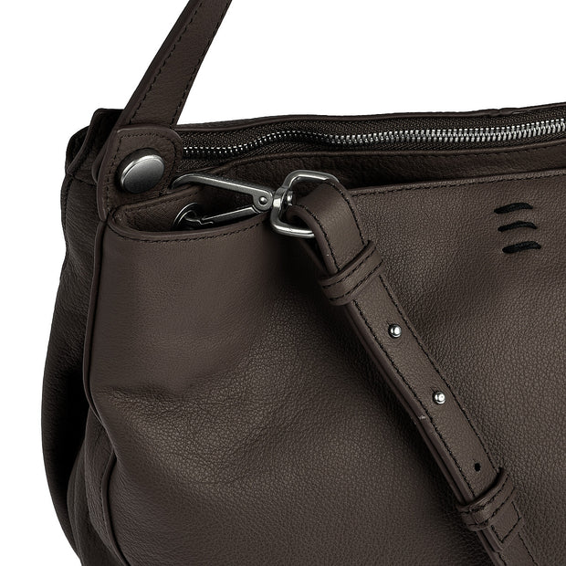 Marc O'Polo Beuteltasche Ninetyseven in Grau 8