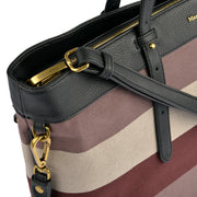 Marc O'Polo Shopper Stripy Canvas