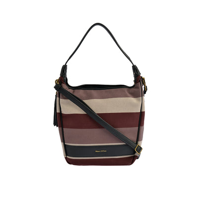 Marc O'Polo Beuteltasche Stripy Canvas 1