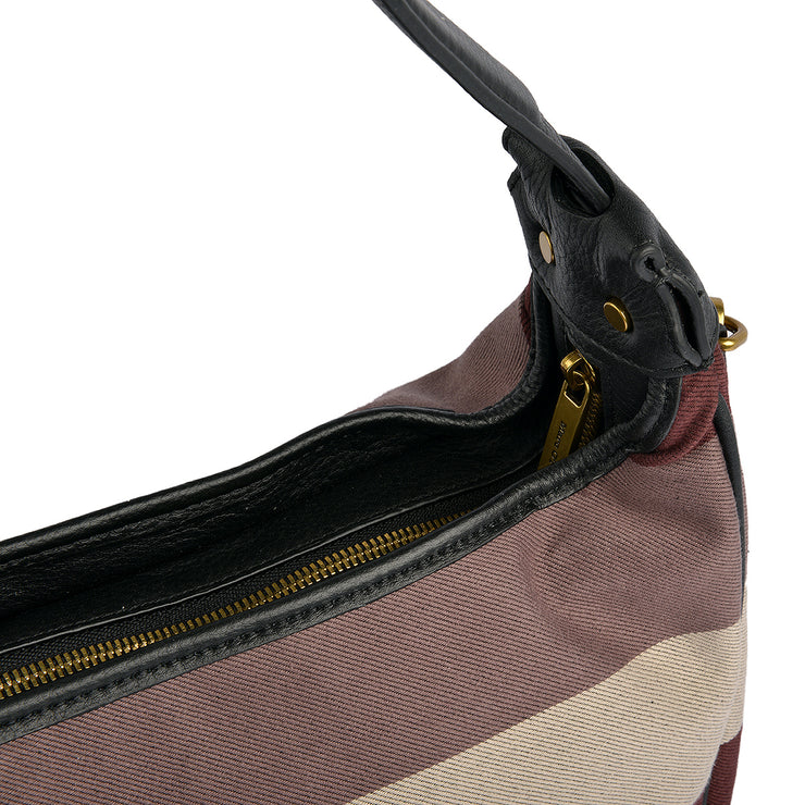 Marc O'Polo Beuteltasche Stripy Canvas 8