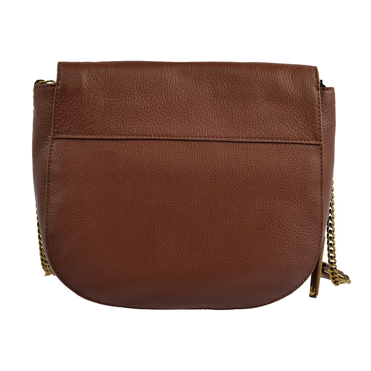 Marc O'Polo Umhängetasche Bag S in Dark Cognac 7