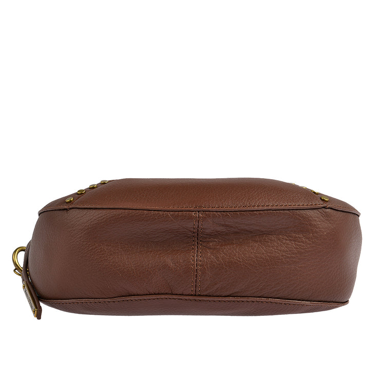 Marc O'Polo Umhängetasche Bag S in Dark Cognac 9