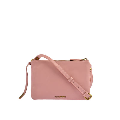 Marc O´Polo Crossbody Bag in Rosé 1
